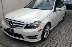 2012 Mercedes-Benz C250 for sale in Lagos