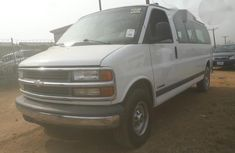 Chevrolet Express Ford F150 2004 White for sale