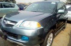 Acura MDX 2006 Petrol Automatic Blue for sale