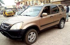 2002 Honda CR-V for sale in Lagos