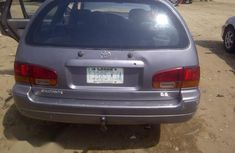 Toyota Camry 1997 Station Wagon Gray for sale