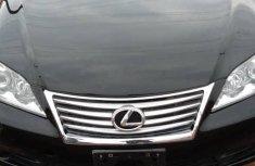 Lexus ES 350 2012 Black