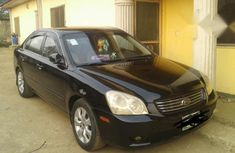 Kia Magentis 2007 2.0 CRDi Black for sale