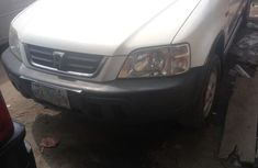 Honda CR-V 2002 White for sale