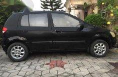 Hyundai Getz 2005 Black for sale