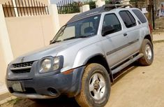 Nissan Xterra 2005 Automatic Silver for sale