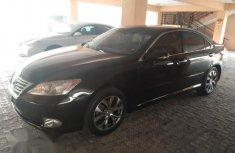 Lexus ES 2011 350 Black for sale