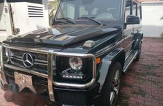 Mercedes Benz G63 2013 Black for sale