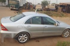 Clean Tokunbo Mercedes-benz C320 2003 Silver for sale