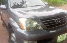 Cleaned Lexus Gx470 2006 Gray for sale