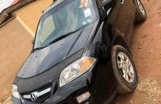 Super Clean Acura MDX 2006 Black for sale