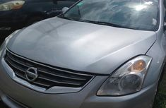 Used Nisan Altima 2011 Silver for sale