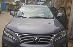 Lexys RX 350 2012 Gray for sale