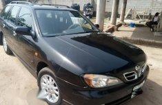 Nissan Primera 2001 Black for sale