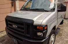 Tokunbo Ford Econoline E350 2009 Silver for sale