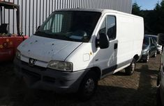 Clean Peugeot Boxer 1999 White for sale