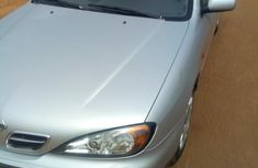 Clean Nissan Almera 2000 Gray for sale