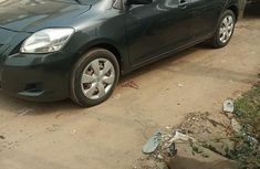 Toyota Yaris 1.3 VVT-i Automatic 2007 Gray for sale