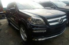 Mercedes-Benz GL550 2017 Automatic Petrol ₦19,900,000 for sale