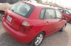 Kia Spectra 2006 Red for sale