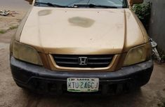 Honda CR-V 1999 Gold for sale