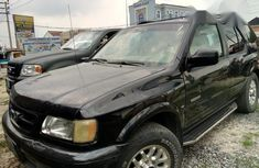 Honda Passport 2003 Black for sale