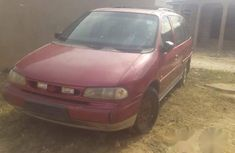 Ford Windstar 1999 Red for sale