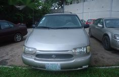Nissan Quest 1999 Gold for sale