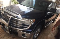 Toyota Tundra 2008 Blue for sale