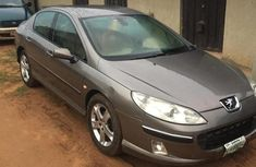 Peugeot 407 2004 Brown for sale