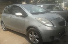 Toyota Yaris 2008 1.3 VVT-i Silver for sale