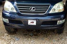 Lexus Gx 470 2003 Blue for sale