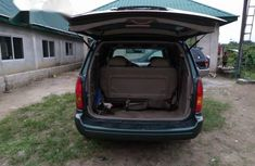Nissan Quest 1999 Green for sale