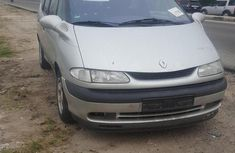 Renault Espace 1999 Silver for sale