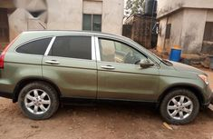 Honda CR-V 2009 EX 4WD Automatic Green for sale