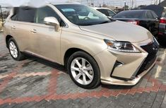 Lexus RX 350 AWD 2012 Gold for sale