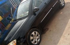 Kia Cerato 1.6 LX 2008 Black for sale
