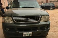 Ford Explorer 2003 Green for sale