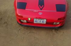 Toyota MR2 1992 Red for sale