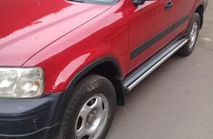 Honda CRV 1998 Red for sale