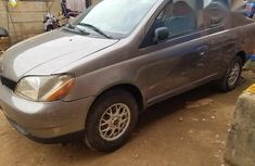Toyota Echo 2001 Gray for sale