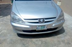 Peugeot 607 2007 Silver for sale