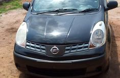 Nissan Note 2006 Black for sale