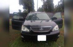 Lexus RX330 2006 Black For Sale