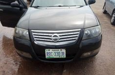 Nigerian Used Nissan Sunny 2010 Black for sale