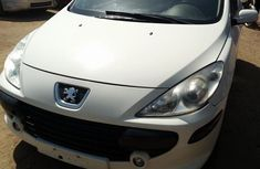 Peugeot 307 2006 White for sale
