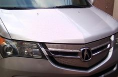 Acura MDX 2008 Silver for sale