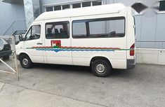 Tokunbo Mercedes Benz 314 Sprinter Bus 1998 White For Sale