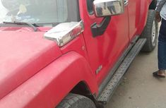Hummer H3 2008 Red for sale