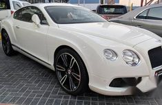 Bentley Continental GT 2016 White